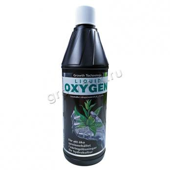 Growth Technology Liquid Oxygen 11,9% - жидкий кислород 1 л