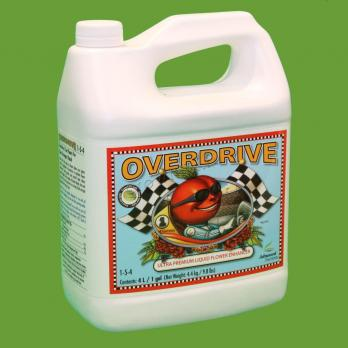 Advanced Nutrients Overdrive 4 л