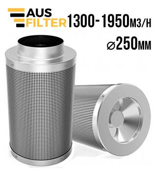Aus Filter PRO-ECO 1300-1950 m3/h, 250 mm