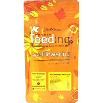 Green House Powder Feeding Short Flowering 125 г