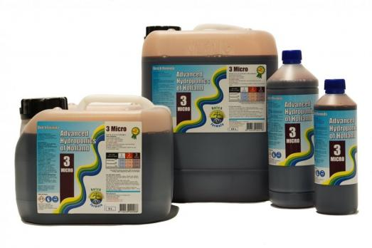 Advanced Hydroponics Dutch Formula Micro 5 л
