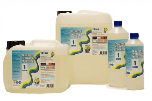 Advanced Hydroponics Dutch Formula Grow 5 л