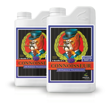 Advanced Nutrients Connoisseur Bloom A+B 1 л
